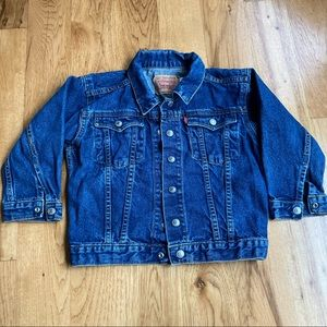 Kids Levi's size 5 Jean Jacket